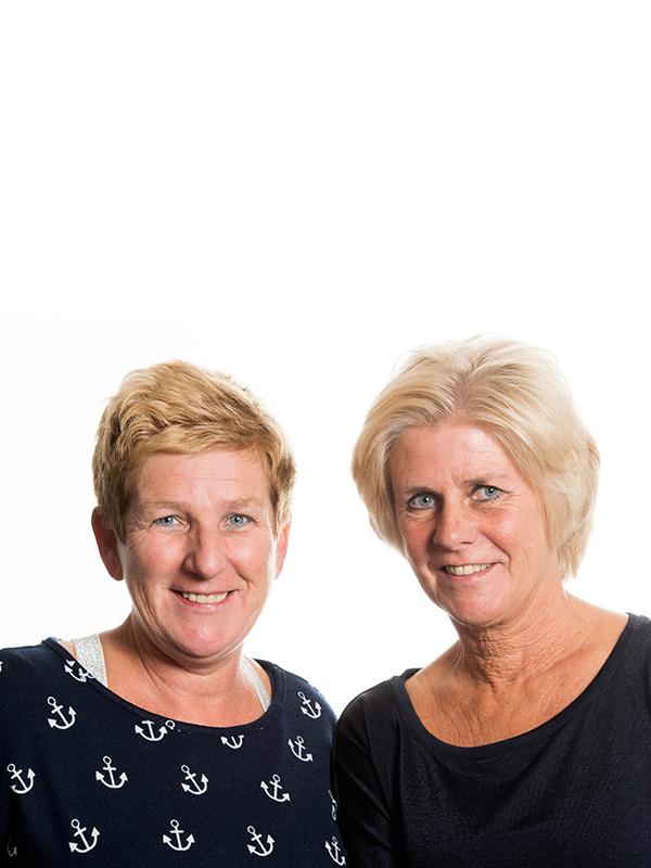 twee dames 1